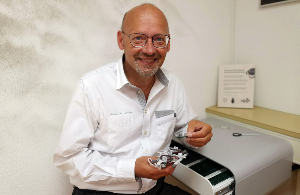 Jens Kochsiek, Diplom Augenoptiker SBAO
